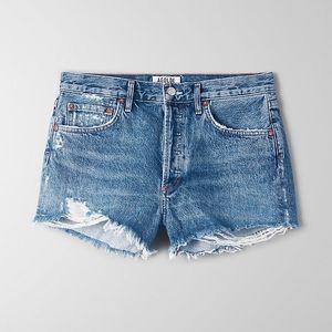 Agolde Parker Rocksteady Shorts